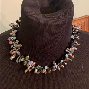 Jewelry - Handmade freshwater pearl necklace